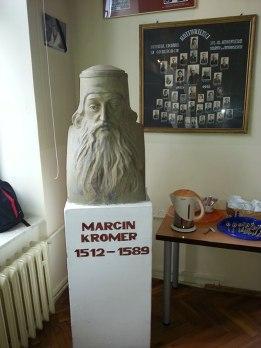 Marcin Kromer - the patron of School from Gorlice // Patronul spiritual al liceului din Gorlice