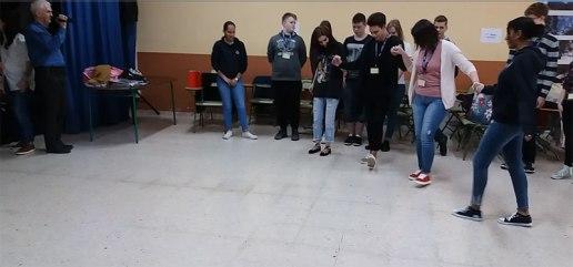 Learning a Turkish Dance